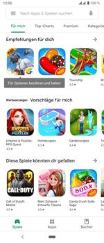 Sony Xperia 5 - Apps - Einrichten des App Stores - Schritt 23