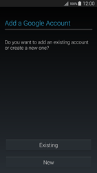 Samsung A500FU Galaxy A5 - Applications - Create an account - Step 4