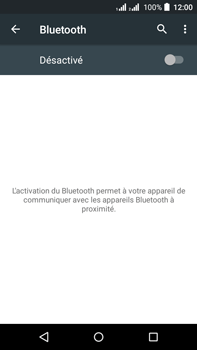 Acer Liquid Z630 - Bluetooth - jumelage d