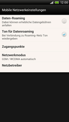 HTC One X Plus - MMS - Manuelle Konfiguration - Schritt 5