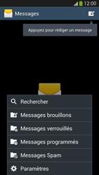 Samsung I9505 Galaxy S IV LTE - SMS - Configuration manuelle - Étape 5