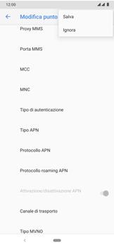Nokia 7.2 - MMS - Configurazione manuale - Fase 16