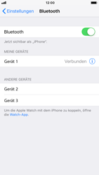 Apple iPhone 6 - Bluetooth - Geräte koppeln - 8 / 9