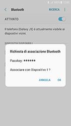 Samsung Galaxy J3 (2017) - Bluetooth - Collegamento dei dispositivi - Fase 8