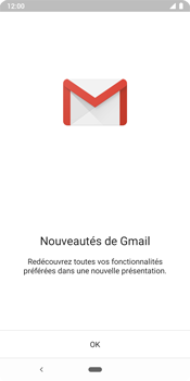 Google Pixel 3 - E-mails - Ajouter ou modifier un compte e-mail - Étape 4