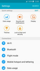 Samsung Galaxy A5 (2016) (A510F) - WiFi - WiFi configuration - Step 4