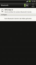 HTC S720e One X - Bluetooth - Geräte koppeln - Schritt 8