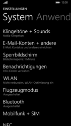 Nokia Lumia 930 - WLAN - Manuelle Konfiguration - Schritt 4