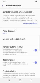 Samsung Galaxy S9 Android Pie - Internet - Configuration manuelle - Étape 29