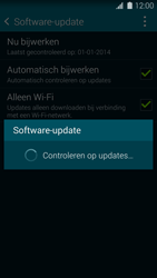 Samsung G800F Galaxy S5 Mini - Software update - update installeren zonder PC - Stap 8