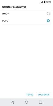LG G6 H870 - E-mail - Account instellen (POP3 zonder SMTP-verificatie) - Stap 10
