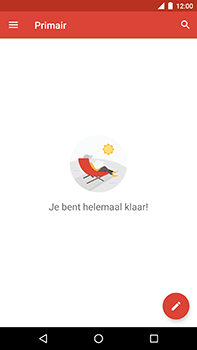 Android One GM5Plus DS - E-mail - handmatig instellen (yahoo) - Stap 6