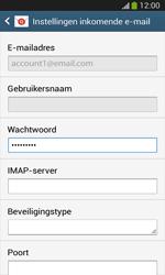 Samsung I8190 Galaxy S III Mini - E-mail - Instellingen KPNMail controleren - Stap 14