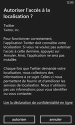 Nokia Lumia 820 / Lumia 920 - Applications - Configuration de votre store d