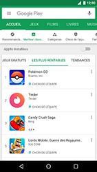 LG Nexus 5X - Android Oreo - Applications - Télécharger des applications - Étape 8