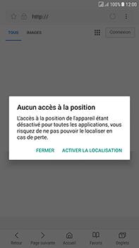 Samsung Galaxy J7 (2017) - Internet - Navigation sur Internet - Étape 7