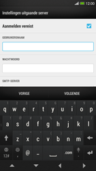HTC One Max - E-mail - e-mail instellen: IMAP (aanbevolen) - Stap 13