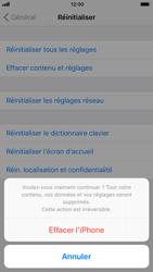 Apple iPhone 6s - iOS 11 - Téléphone mobile - réinitialisation de la configuration d