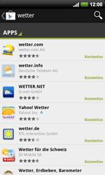 HTC A9191 Desire HD - Apps - Herunterladen - Schritt 12