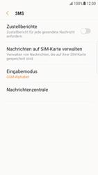 Samsung Galaxy S6 Edge - SMS - Manuelle Konfiguration - 8 / 11