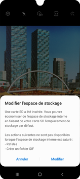 Samsung Galaxy A31 - Photos, vidéos, musique - Prendre une photo - Étape 4