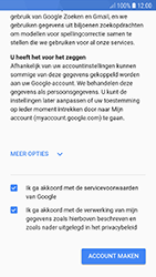 Samsung A320F Galaxy A3 (2017) - Android Oreo - Applicaties - Account instellen - Stap 16
