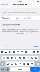 Apple iPhone 6 iOS 8 - Applicaties - Account aanmaken - Stap 23
