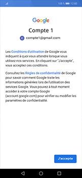Huawei Mate 20 lite - E-mails - Ajouter ou modifier votre compte Gmail - Étape 10