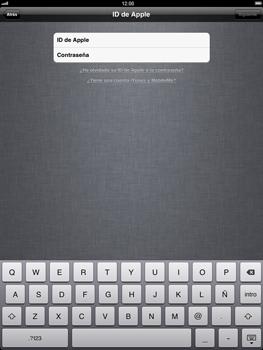 Apple iPad 2 - Primeros pasos - Activar el equipo - Paso 11