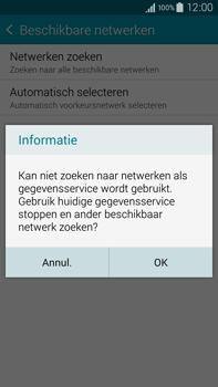 Samsung Galaxy Note 4 (N910F) - Netwerk - Handmatig netwerk selecteren - Stap 10