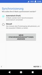 Sony Xperia XZ1 - E-Mail - 032b. Email wizard - Yahoo - Schritt 10