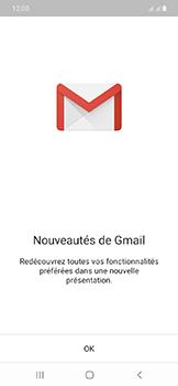 Samsung Galaxy A20e - E-mails - Ajouter ou modifier votre compte Gmail - Étape 5