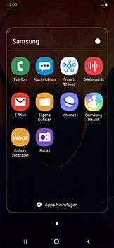 Samsung Galaxy A50 - SMS - Manuelle Konfiguration - Schritt 4