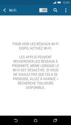 HTC One M9 - WiFi - Configuration du WiFi - Étape 5