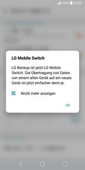 LG Q6 - Fehlerbehebung - Handy zurücksetzen - 7 / 13