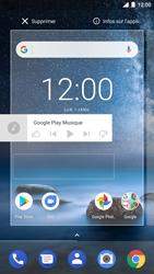 Nokia 8 - Prise en main - Installation de widgets et d