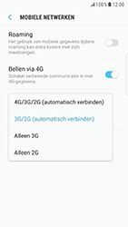 Samsung Galaxy S6 Edge - Android Nougat - internet - activeer 4G Internet - stap 6