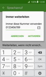 Samsung Galaxy J1 (2016) - Anrufe - Rufumleitungen setzen und löschen - 11 / 13