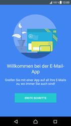 Sony Xperia XZ - Android Nougat - E-Mail - Konto einrichten (yahoo) - Schritt 4