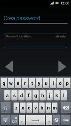Sony Xperia J - Applicazioni - Configurazione del negozio applicazioni - Fase 11