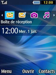 Samsung Solid 271 - Premiers pas - Configurer l