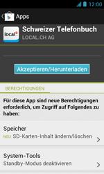 ZTE Blade III - Apps - Installieren von Apps - Schritt 8