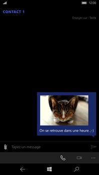 Microsoft Lumia 950 XL - MMS - envoi d'images - Étape 14