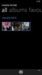 Nokia Lumia 830 - MMS - Sending pictures - Step 9