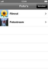 Apple iPhone 4 S - MMS - Afbeeldingen verzenden - Stap 8