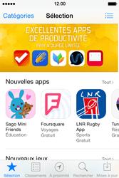Apple iPhone 4S (iOS 8) - Applications - Télécharger une application - Étape 4