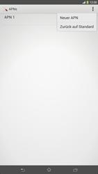 Sony Xperia Z Ultra LTE - Internet - Manuelle Konfiguration - 0 / 0