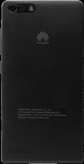 Huawei Ascend G6 - SIM-Karte - Einlegen - Schritt 7
