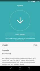 Huawei Honor 5X - Device - Software update - Step 9