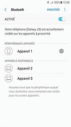 Samsung Galaxy J3 (2017) - Internet et connexion - Connexion avec un équipement multimédia via Bluetooth - Étape 10